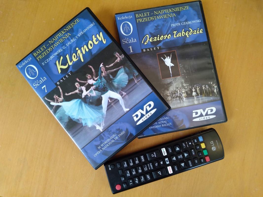 Przedstawienia baletowe dla starszych dzieci