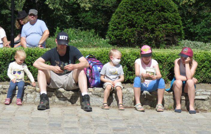 Wycieczka odjazdowa z dziećmi